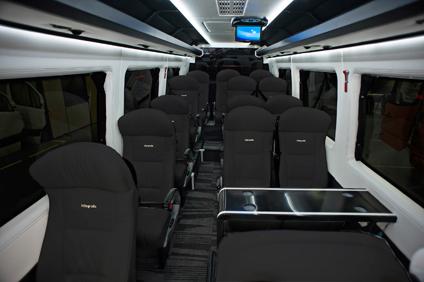 bus mieten kleinbus mieten m nchen g p limousinenservice m nchen. Black Bedroom Furniture Sets. Home Design Ideas
