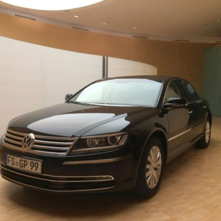 VW Phaeton G&P Limousinenservice